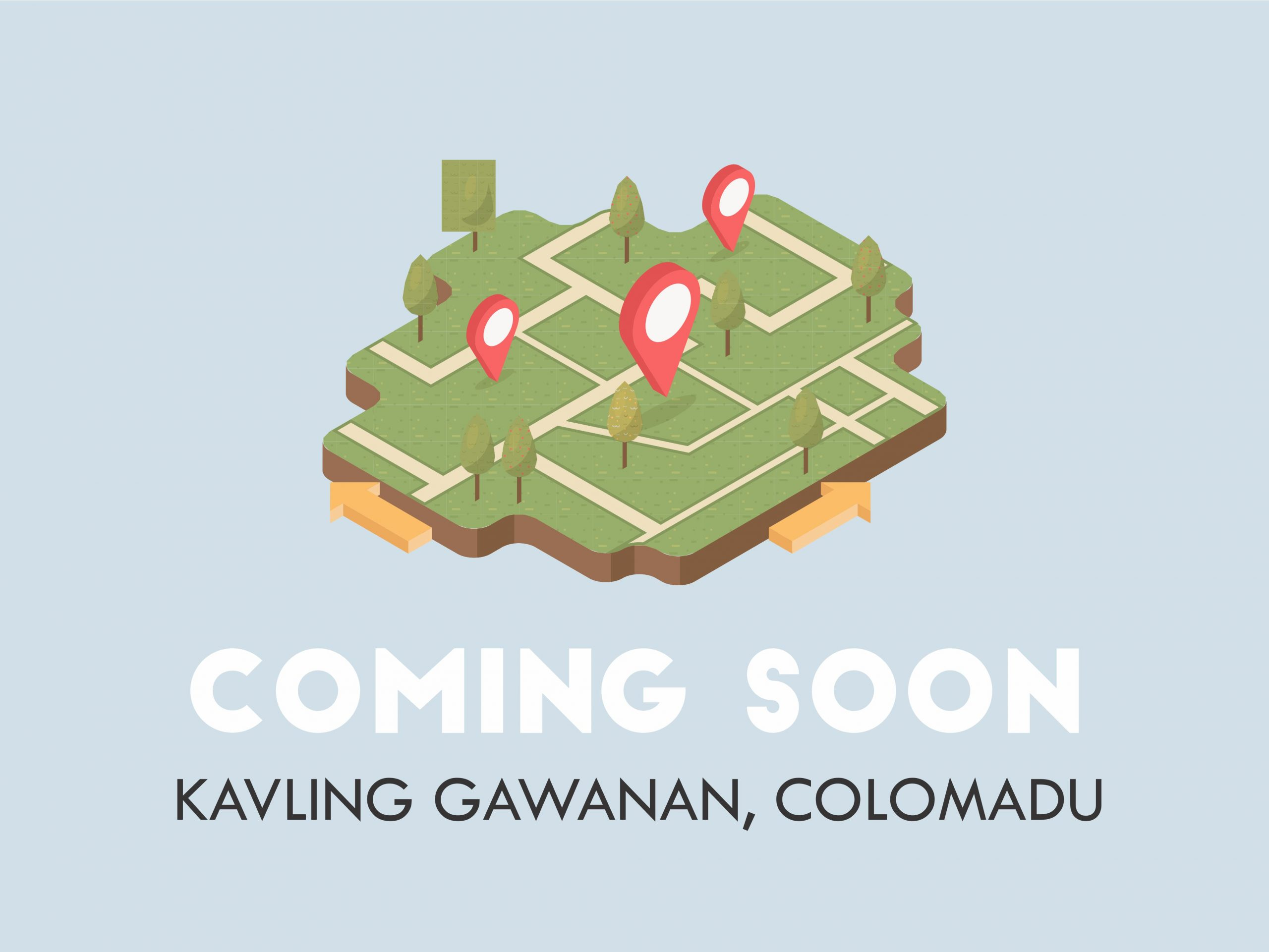 Tanah Kavling Gawanan <br>Colomadu