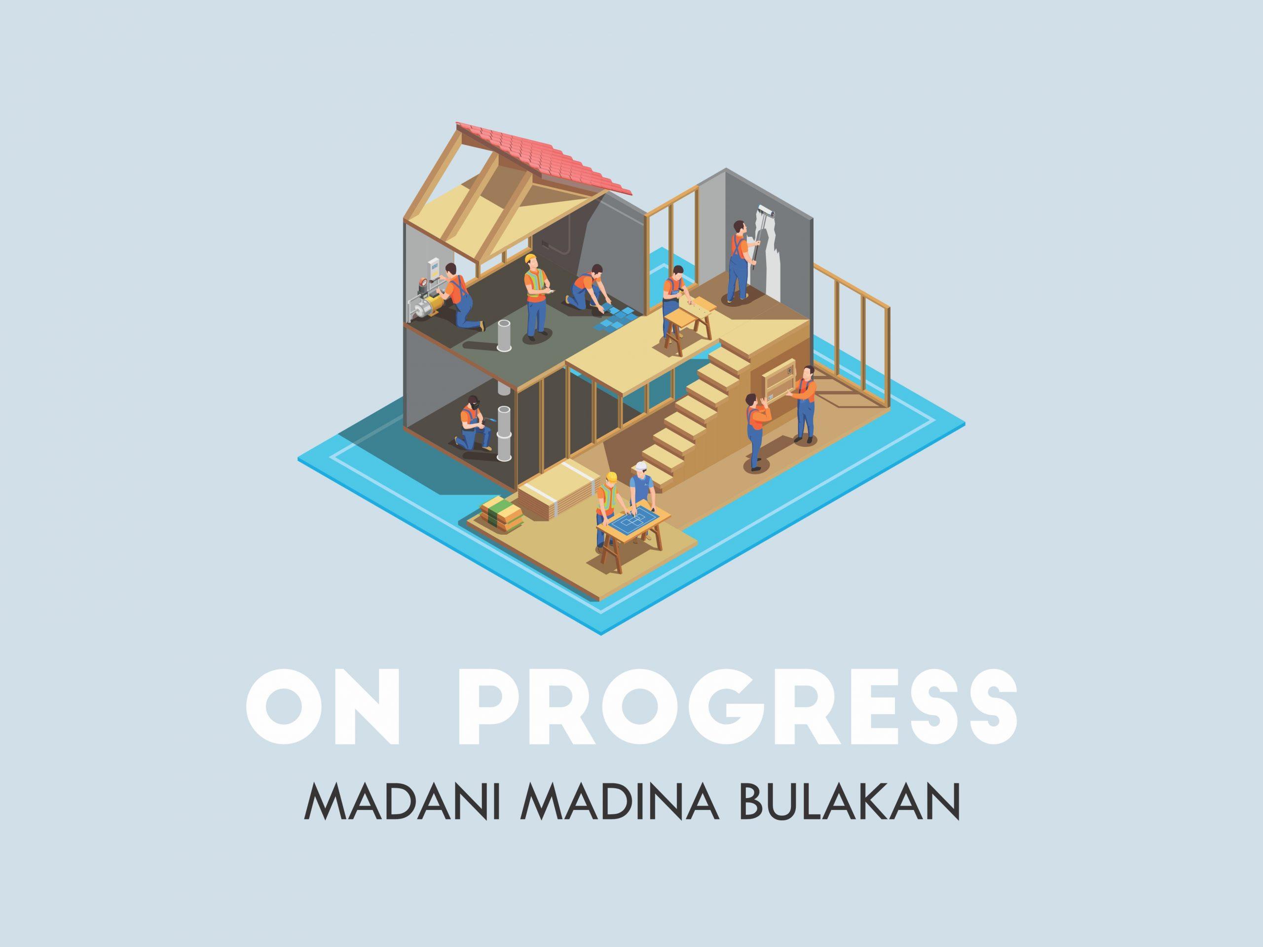 Madani Madina Bulakan <br>Bulakan