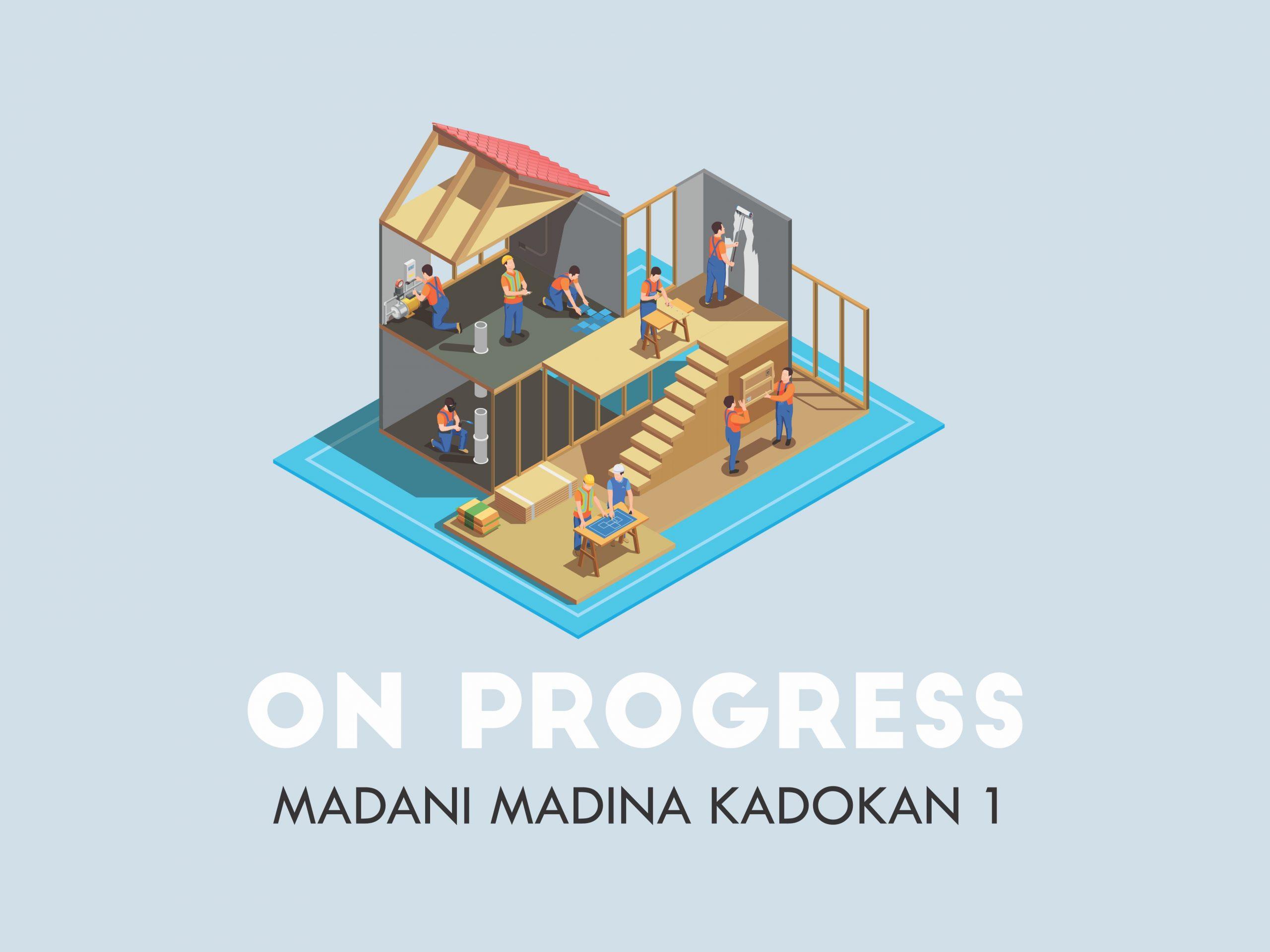 Madani Madina Kadokan 1 <br>Kadokan